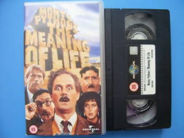 Monty Python The Meaning of Life RARE
